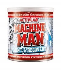ACTIVLAB Machine Man Joint & Recovery / 120 Caps
