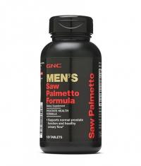 GNC Men`s Saw Palmetto Formula / 120 Tabs