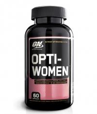 OPTIMUM NUTRITION Opti-Women 60 Tabs.