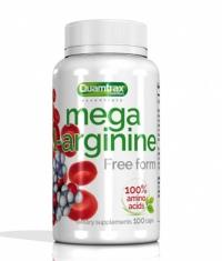 QUAMTRAX NUTRITION MEGA L-Arginine / 100 Caps.