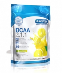 QUAMTRAX NUTRITION Direct BCAA 2:1:1 Powder