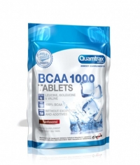 QUAMTRAX NUTRITION Direct BCAA 1000 / 500 Tabs.