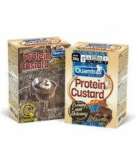 QUAMTRAX NUTRITION Protein Custard 6x50gr.
