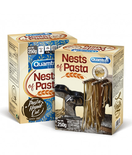 quamtrax-nutrition Nests of Pasta