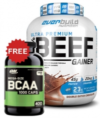 PROMO STACK Beef + BCAA Promo Stack