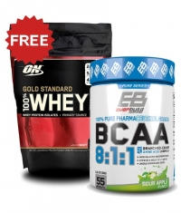 PROMO STACK Whey + BCAA Promo Stack