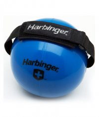 HARBINGER Weighted Fitness Ball with Velcro Strap / 4540g.