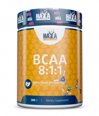 HAYA LABS Sports BCAA /8:1:1/ 200g.