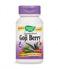 NATURES WAY GOJI BERRY 500 mg. - 60 caps.