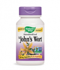 NATURES WAY St. John's Wort Standardized / 90caps.