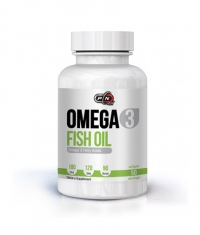 PURE NUTRITION Fish Oil 1000mg. / 50 Softg