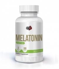 PURE NUTRITION Melatonin 3mg. / 100 Caps