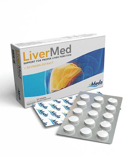 meda-pharm LiverMed / 30 Tabs