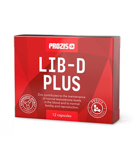 PROZIS Lib-D Plus / 12 Caps