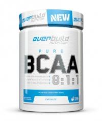 EVERBUILD BCAA 8:1:1 800mg / 400 Caps.