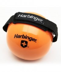HARBINGER Weighted Fitness Ball with Velcro Strap / 2722g.