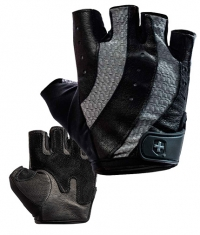 HARBINGER Woman's Pro Gloves / Black & Grey