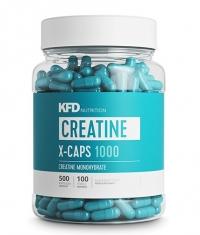 KFD Creatine X-Caps 1000 / 500 Caps.