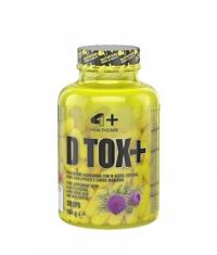 4+ NUTRITION D TOX + / 120caps