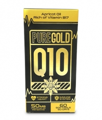 CVETITA HERBAL Pure Gold Q10 / 60 Softg
