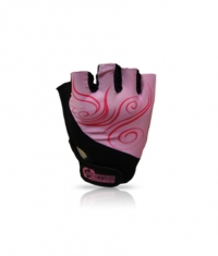 SCITEC Girl Power Gloves Pink