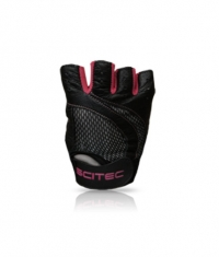 SCITEC Pink Style Gloves
