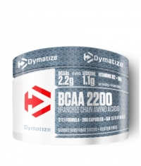 DYMATIZE BCAA Complex 2200 / 200 Caps.