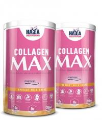 PROMO STACK Collagen Max (DOAR AROMA DE APRICOT)