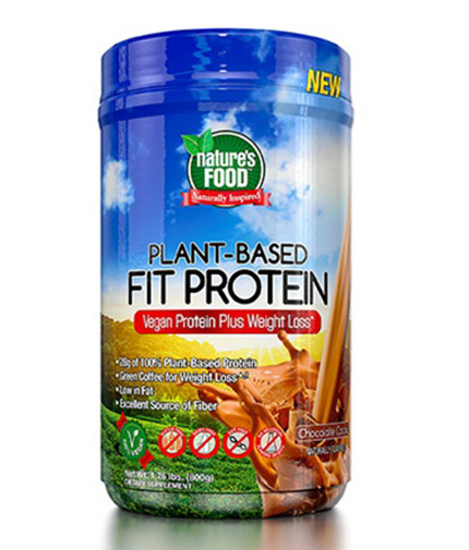 natures-food Plant-Based FIT Protein