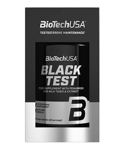 biotech-usa Black Test / 90 Caps