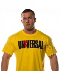 UNIVERSAL '77 Yellow T-Shirt