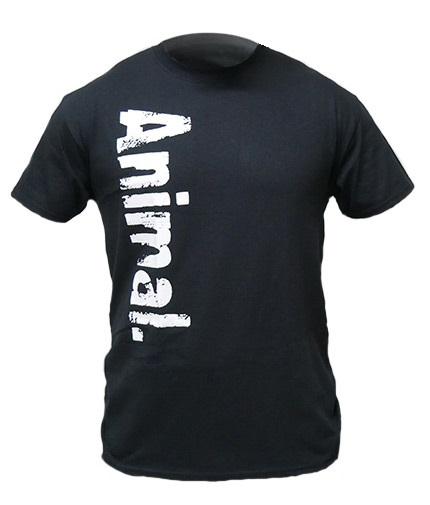 universal-animal Black T-Shirt