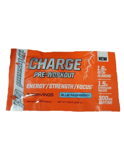physique-nutrition Charge Pre-Workout / 1 serv.
