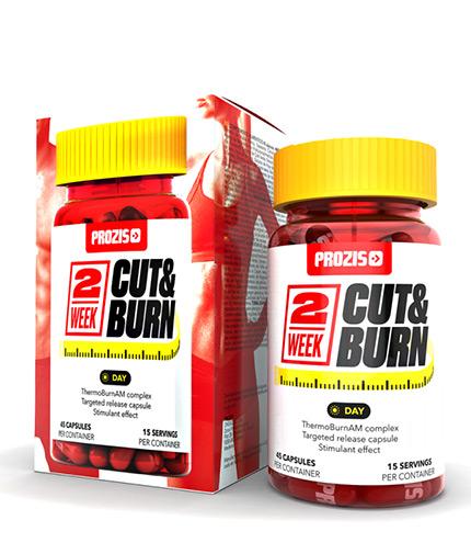 prozis 2 Week Cut And Burn Day / 45 Caps.