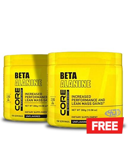 promo-stack CarnoSyn® Beta Alanine 1+1 FREE