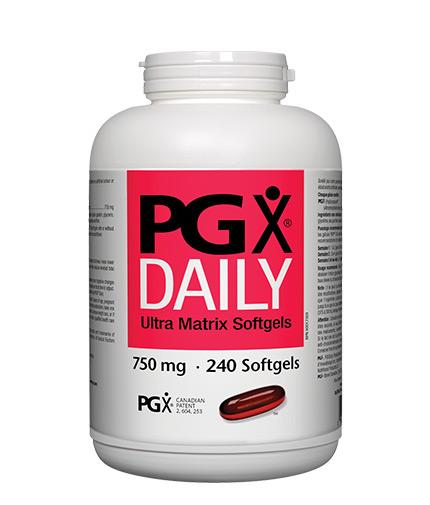 natural-factors PGX®  Daily Ultra Matrix 750mg. / 240 Softgels