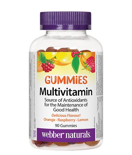 webber-naturals Multivitamin Gummies / 90 Gummies