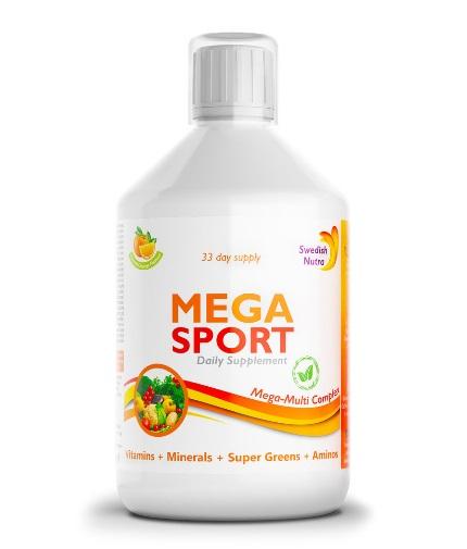 swedish-nutra Mega Sport / 500ml