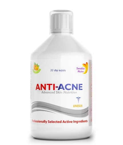 swedish-nutra Anti-Acne / 500ml