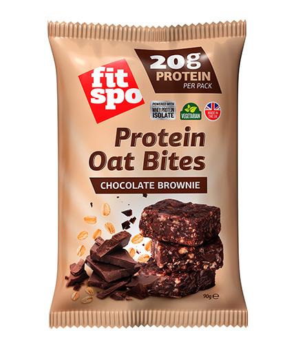 fit-spo Protein Oat Bites 90g