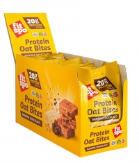 FIT SPO Protein Oat Bites Box 8x90g