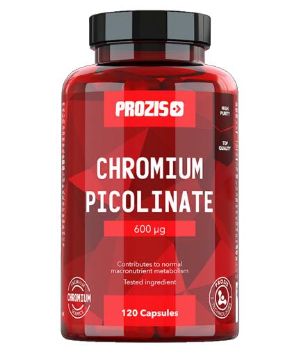 prozis Chromium Picolinate 600mcg / 120 Caps