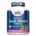 HAYA LABS Horny Goat Weed Extract 750 mg + MACA  / 90tabs.