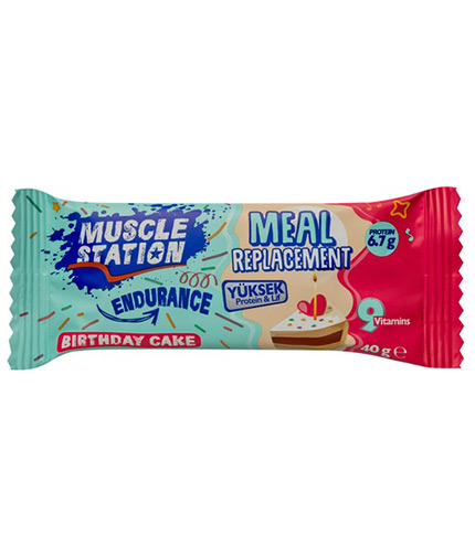 muscle-station Meal Replacement