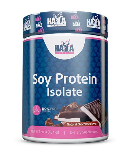 haya-labs 100% Soy Protein Isolate / NON GMO