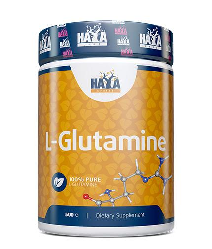 haya-labs Sports 100% Pure L-Glutamine