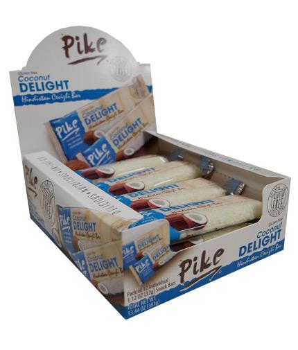 pike Coconut Bar Box 12x32