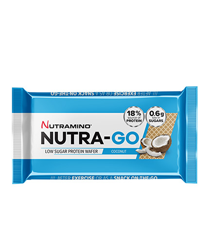 nutramino Nutra-Go Protein Wafer 2x19.5