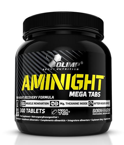 olimp Aminight / 300 Tabs