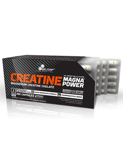 olimp Creatine Magna Power / 300 Caps